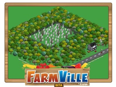 farmville - pet sematary