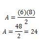 Triángulo operaciones