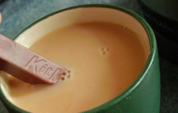 طريقة عمل قهوة الكتكات