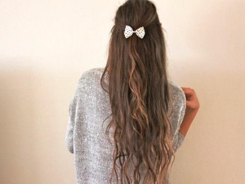 طريقة تطويل الشعر وتكثيفه