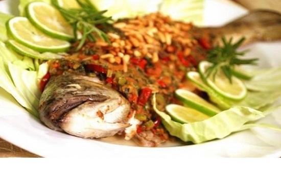 السمكة الحرة اللبنانية