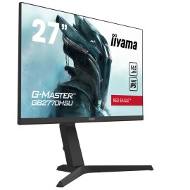 iiyama Releases Two New G-Masters Red Eagle Gaming Monitors