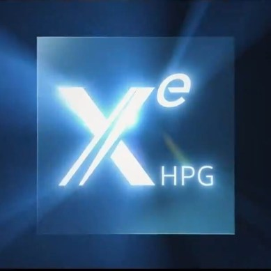 Intel Teases Xe HPG Gaming Graphics Architecture