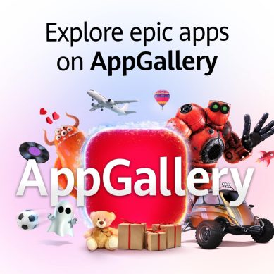 HUAWEI AppGallery Almost Doubles the Number of its App Distribution in 12 Months