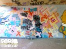 Graffiti à Rennes