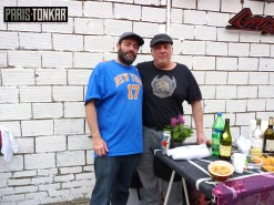 Tarek et José Jover