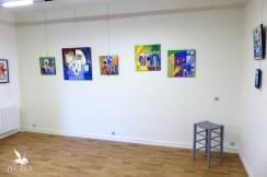 Exposition de Tarek à Moulins