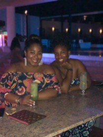 Drinks after Dinner with Bestie