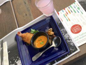 Coconut Shrimp at Steve's Steakhouse & Seafood