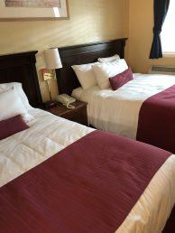 Double Double Courtyard Room at Portofino Hotel