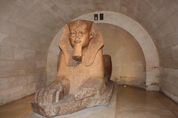 Great Sphinx of Tanis Louvre