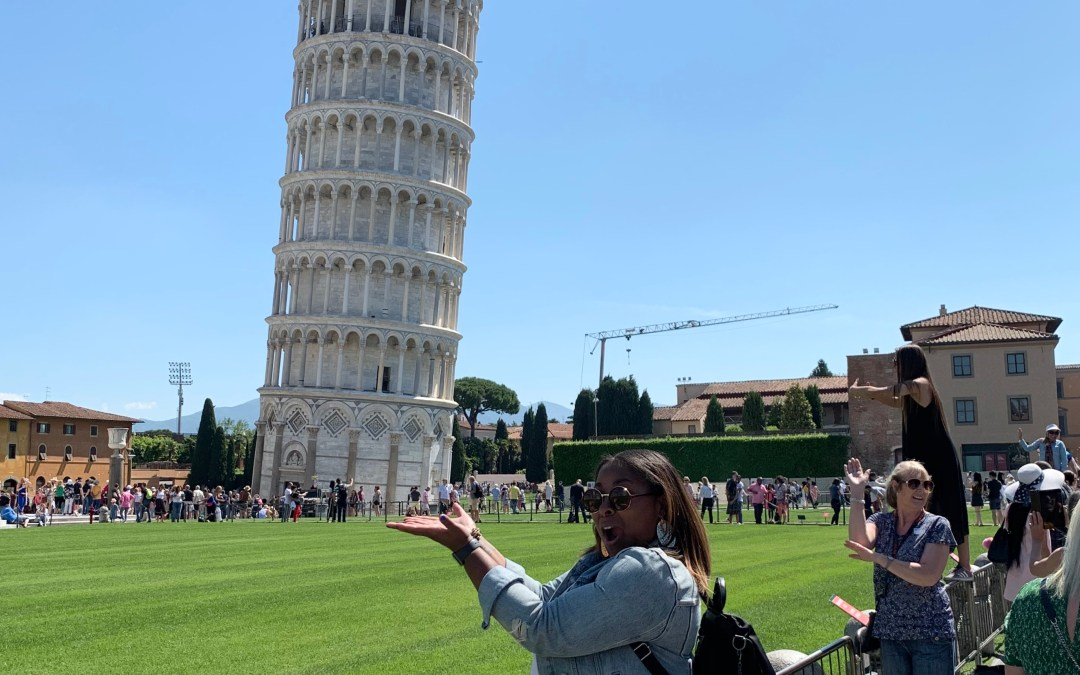 Last Day in Italy – Pisa and Florence