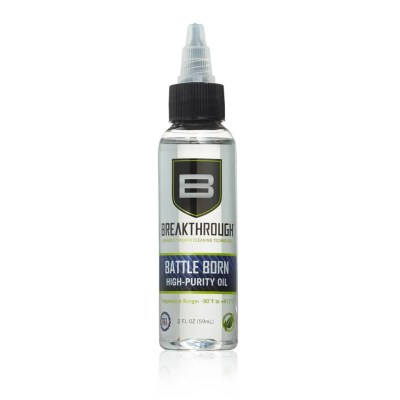 Lubricante BREAKTHROUGH Battle Born High-Purity Oil