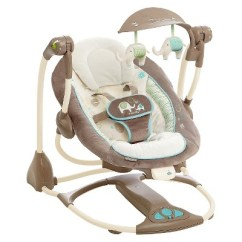 Baby Swing Vibrating Chair Combo Lift Aldi Or Page 2 Babycenter Ingenuity Convertme Seat Sahara Burst