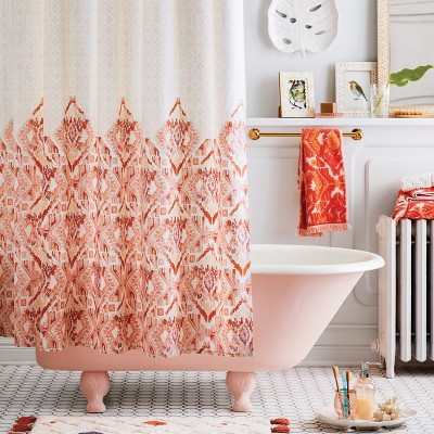 shower curtains target