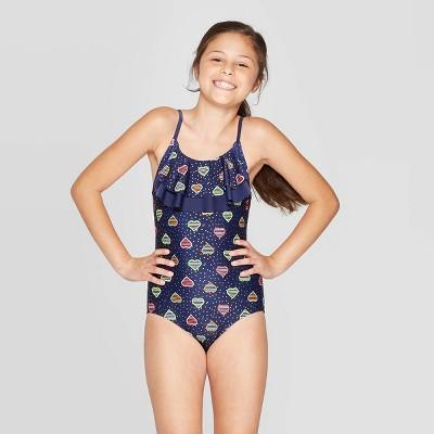 girls swimsuits target