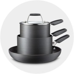 Kitchen Pots Curtain Rods Cookware Bakeware Target