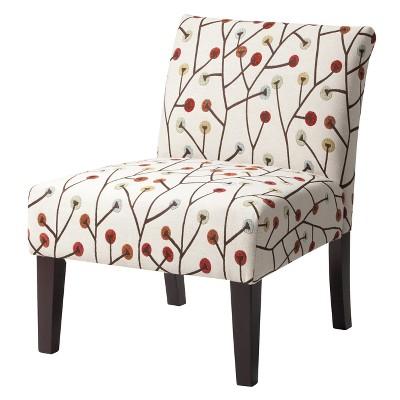 upholstered slipper chair fox accessories avington ebay