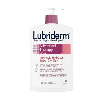 Lubriderm Advanced Therapy Extra Dry Skin Lotion 16 fl