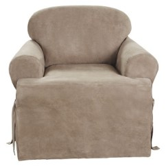 Sure Fit Dining Chair Covers Target Folding Lucite Chairs Suede Slipcover Tchair Ebay
