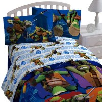 Teenage Mutant Ninja Turtles Sheet Set : Target