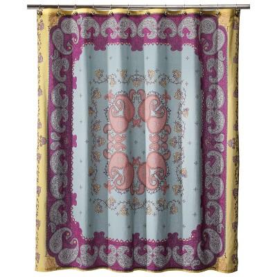 Boho Boutique™ Lola Shower Curtain Target