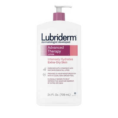 Lubriderm Advanced Therapy Lotion For Extra Dry Skin 24