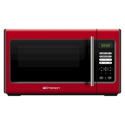 Emerson 0.9 Cu. Ft. 900 Watt Microwave Oven - Mw9338