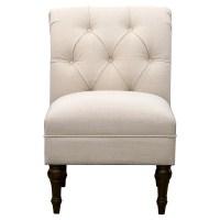 Tufted Rollback Slipper Chair - Threshold : Target