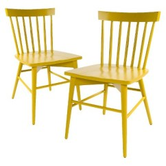 Aluminum Dining Chairs Target Wheelchair Bedroom Size Windsor Chair Set Of 2 Threshold Ebay