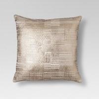 Target Sofa Pillows Cream Solid Throw Pillow Threshold ...
