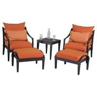 30 Best Of orange Patio Furniture   Patio Furniture Ideas