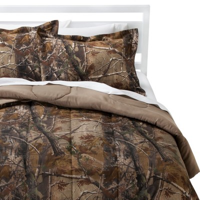 Realtree Nature Inspired Bedding Set  Target