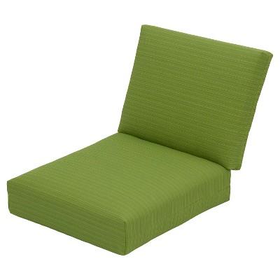 target chair cushions red side heatherstone 2pc cushion set orange threshold ebay