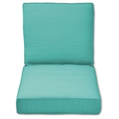 Outdoor Chair Cushions At Target Replacement Wood Legs Belvedere Club Cushion Set Green Threshold Ebay