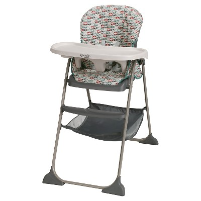 Cheap Baby High Chair Graco Slim Snacker High Chair Ebay