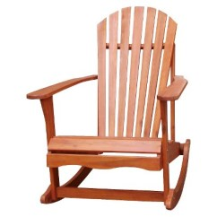 Outdoor Rocking Chairs Target Mustard Yellow Accent Chair International Concepts Adirondack Ebay