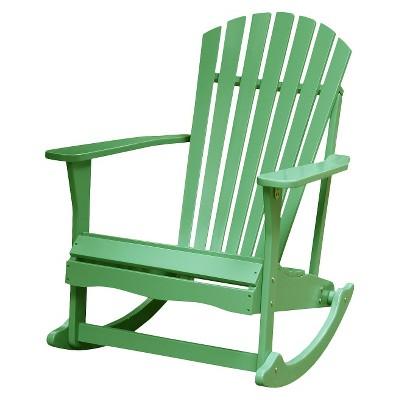 ebay rocking chair evenflo high easy fold international concepts adirondack