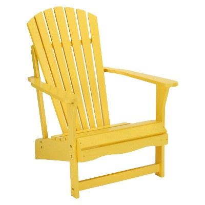 wood lawn chair clara crate and barrel outdoor adirondack ebay