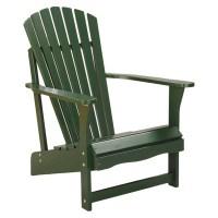 Outdoor Wood Adirondack Chair | eBay