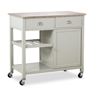 rolling cart for kitchen pendant light carts islands target