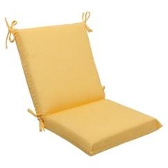 Sunbrella Chair Cushion Office Offers Canvas Outdoor Squared Edge Ebay