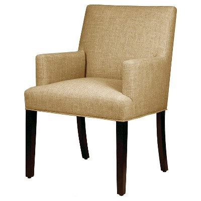 Armed Accent Chairs Parsons Upholstered Arm Chair Threshold Ebay