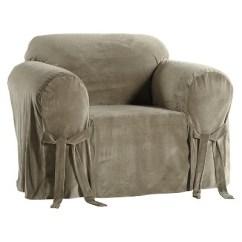 Dining Chair Covers Velvet Foldingchairsandtables Microfiber Slipcover Ebay