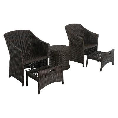 Upc 848681041024 - Patio Seating Set Threshold Belvedere