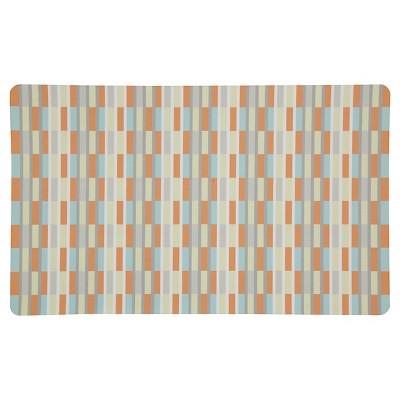 kitchen mats target bar height tables block design floor mat rug ebay