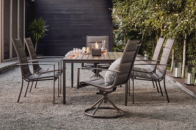 target outdoor dining chairs lane big tall bonded leather executive chair patio furniture