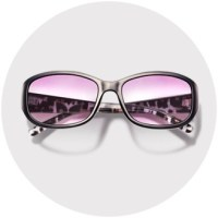 Rose Gold Mirrored Aviators
