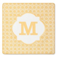 Monogram Throw Pillow Cover