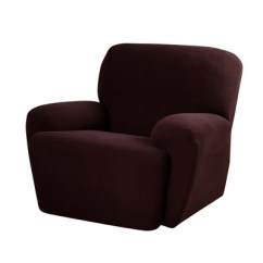 Recliner Chair Covers Target Extra Heavy Duty Portable Stretch Pixel Slipcover 4 Piece Maytex Ebay